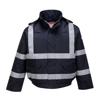 Bizflame lángálló dzseki multi protection Hanza munkaruha